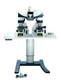FS4000 Leica comparison microscope