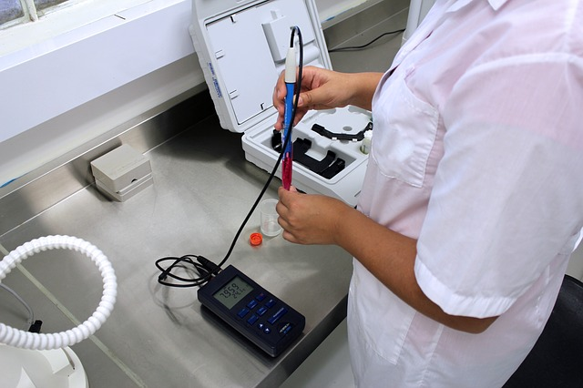 Temperature Measurement of cells
